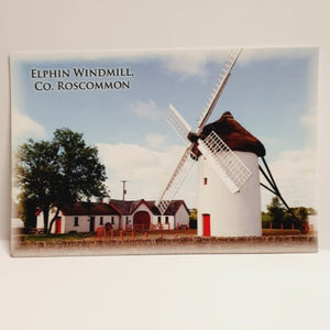 Postcard - Elphin Windmill, Co. Roscommon