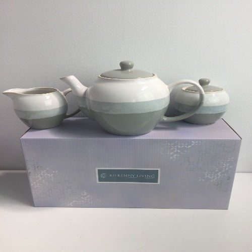 Cara 3 Piece Teapot Set