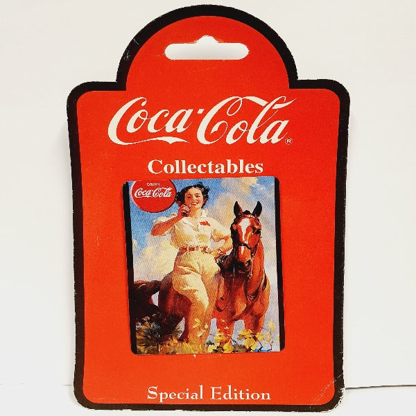 Coca-Cola Collectables Magnet