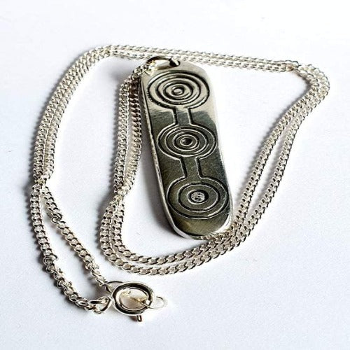 Megalithic Art Necklace