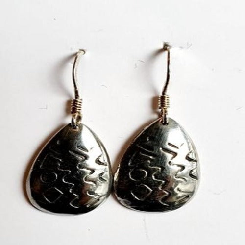 Megalithic Art Earrings