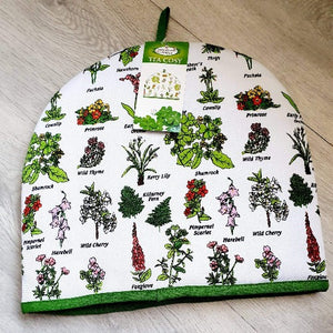 Wild Flowers of Ireland Tea Cosy