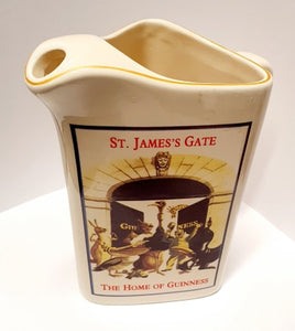 St. James Gate, The home of Guinness Jug