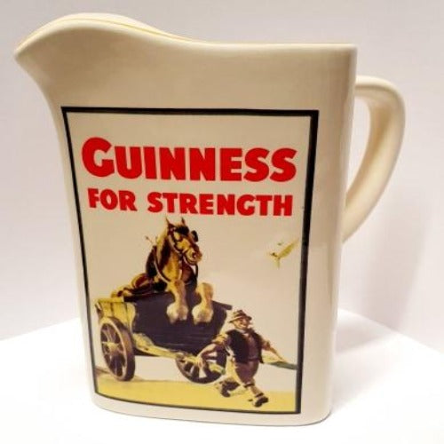 Guinness for Strength - Horse Jug