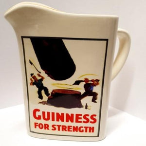 Guinness for Strength Jug