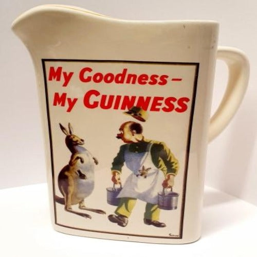 My Goodness My Guinness - Kangaroo Jug