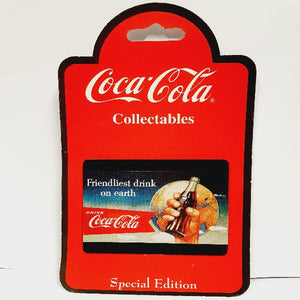 Coca-Cola 'Friendliest Drink On Earth' Collectables