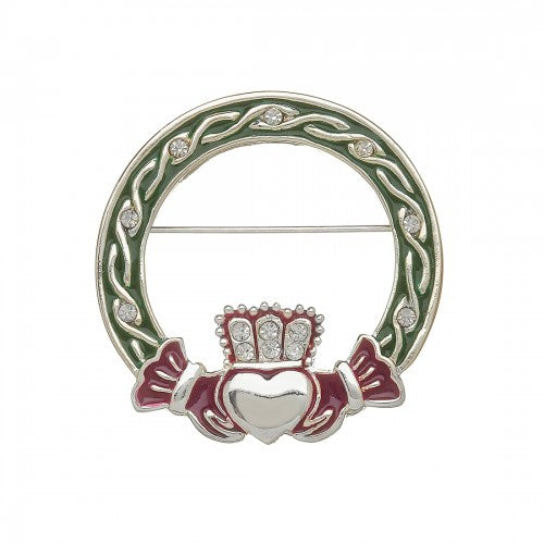 Irish Dancing Brooch