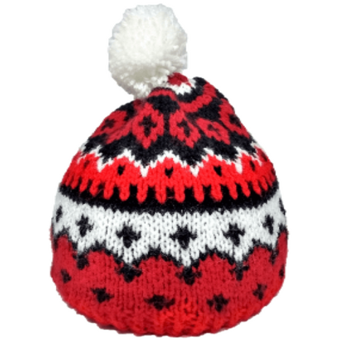 Moone Boy Hand-Knit Hat