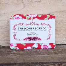 Wild Rose Natural Soap by The Moher Soap Co.