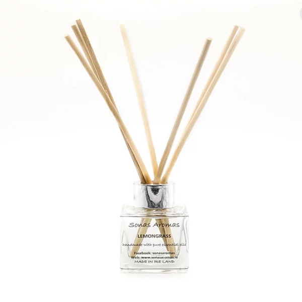Reed Diffuser ( 50 ml) by Sonas Aromas