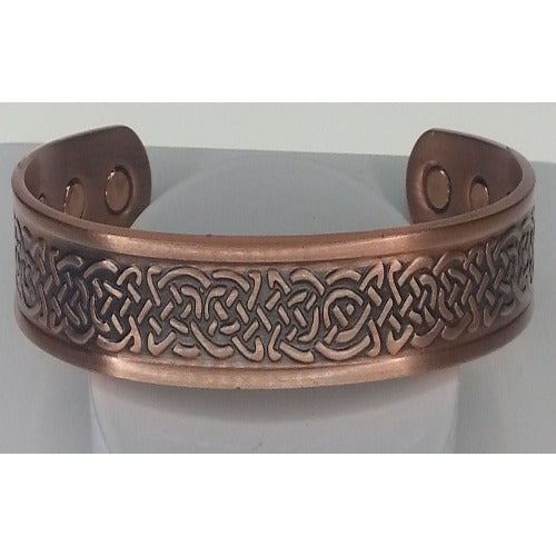 Large Copper Bracelet