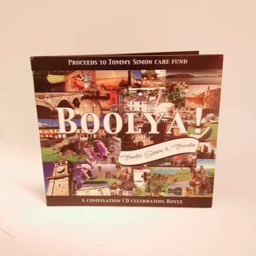 Boolya! By Frankie Simon & Friends