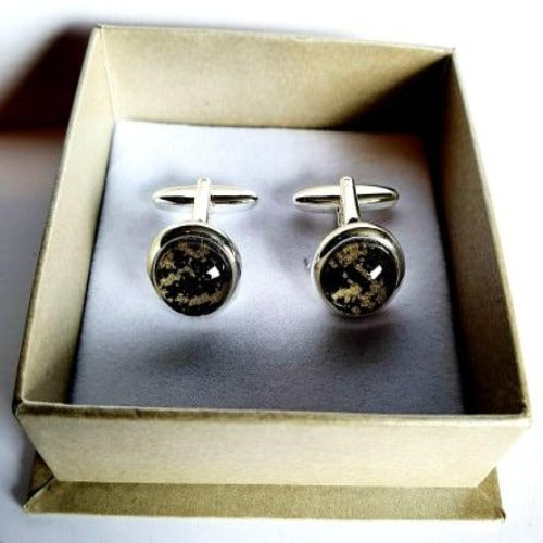 Cuff Links - Green