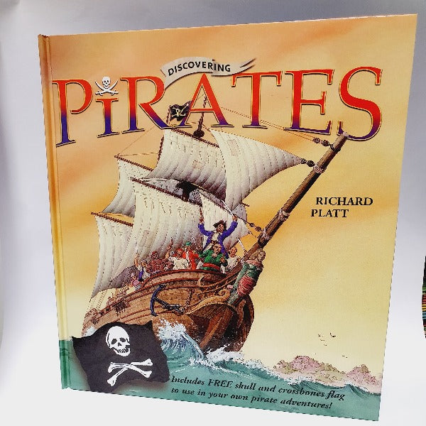 Discovering Pirates by Richard