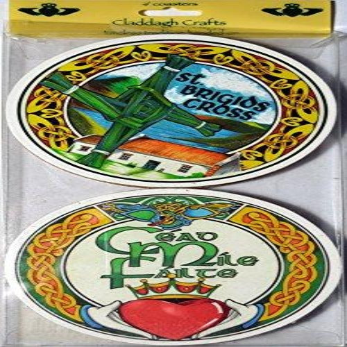 Claddagh Craft Coaster Set