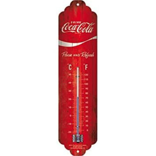 Coca-Cola Pause and Refresh - Thermometer