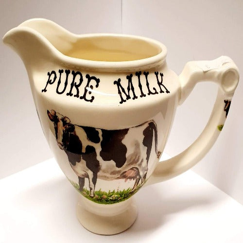 Small Cow Milk Jug
