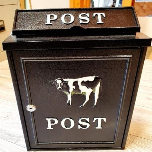 Post Box - Cow