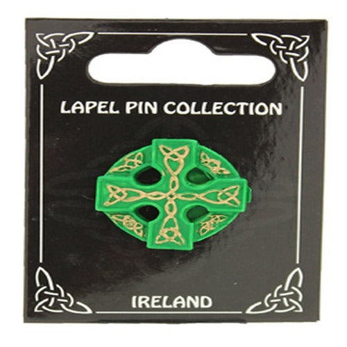 Lapel Pin Collection Cross
