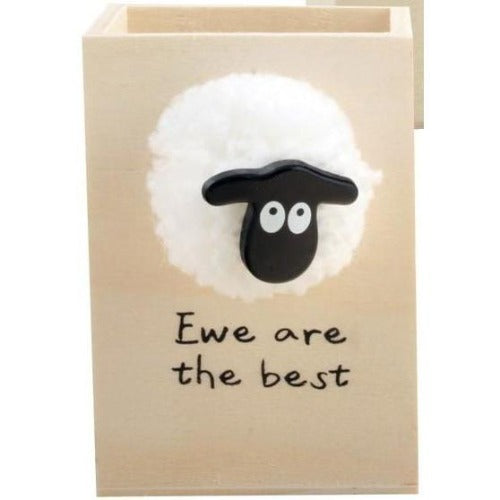 Sheep pencil Box
