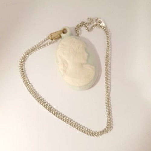 Cameo Necklace