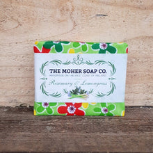 Rosemary & Lemongrass Natural Soap by The Moher Soap Co.