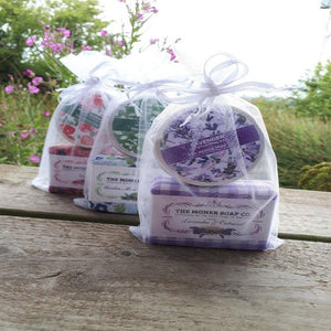 Soap & Body Moisturiser Gift Set by The Moher Soap Co.