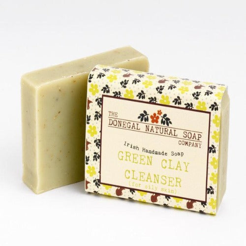 Green Clay Cleanser by The Donegal Natural Soap Company