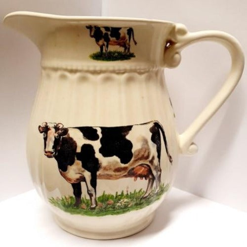 Large Cow Jug