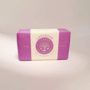 Lavender Soap - Garden of Ireland