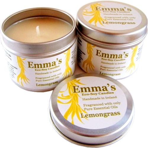 Emma's So Natural Eco-Soy Candles