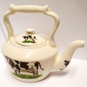 Mini Cow Kettle
