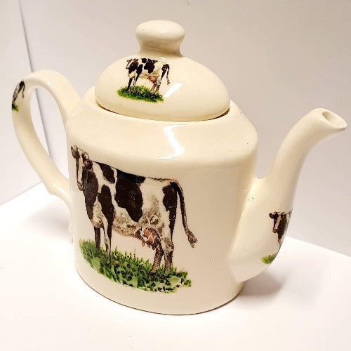 Mini Cow Teapot