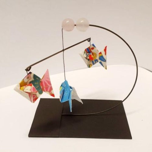 Mini  Origami Mobile - Fish