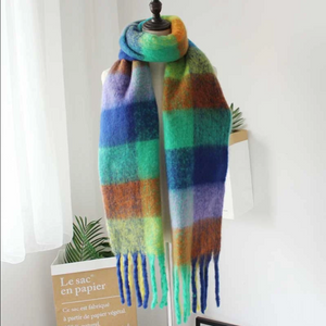 Wool Touch Scarf