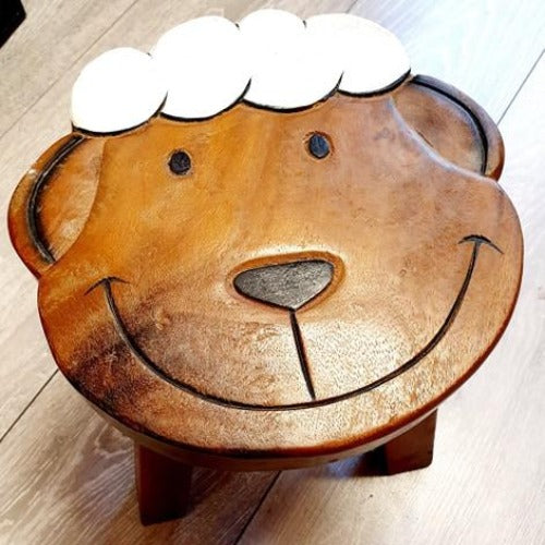 Children's Stool - Sheep