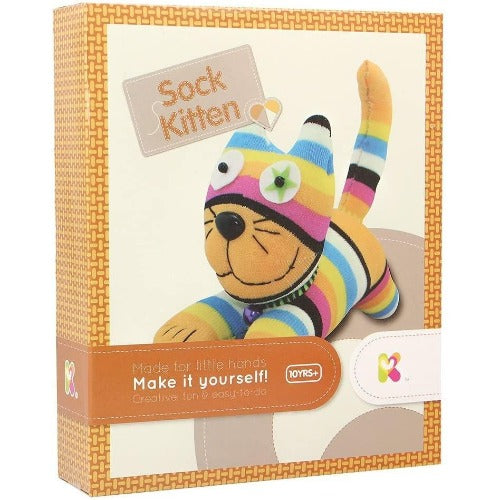 Sock Kitten - Make it yourself