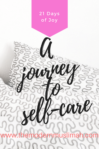 21 Days of Joy- A Self Care Journey