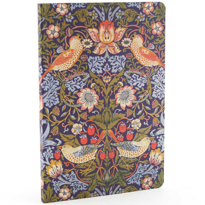 William Morris V&A 'Strawberry Thief' Notebook