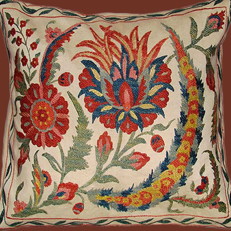 Suzani Cushion Cover SOLD