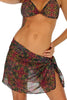 Lifestyles Direct Tan Through Swimsuit Sarong DW0491