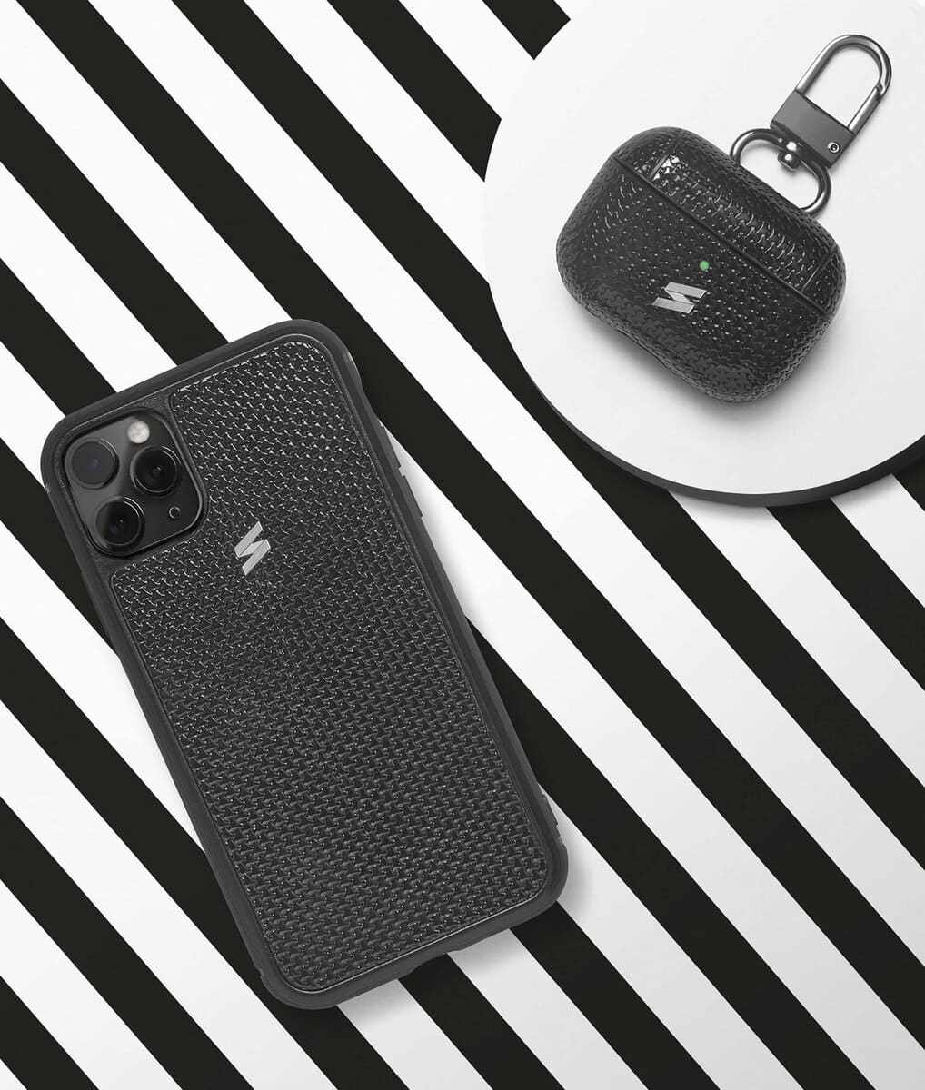 Enzo Limited Edition leather cases for Iphone 11 pro