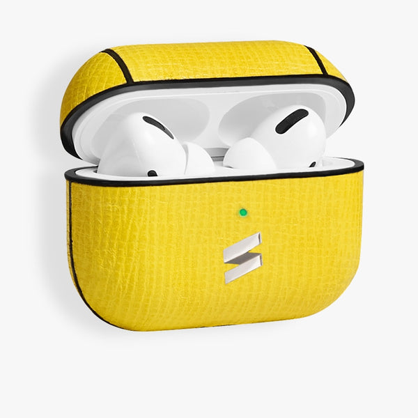 AirPods Pro Hoes Corteccia Yellow