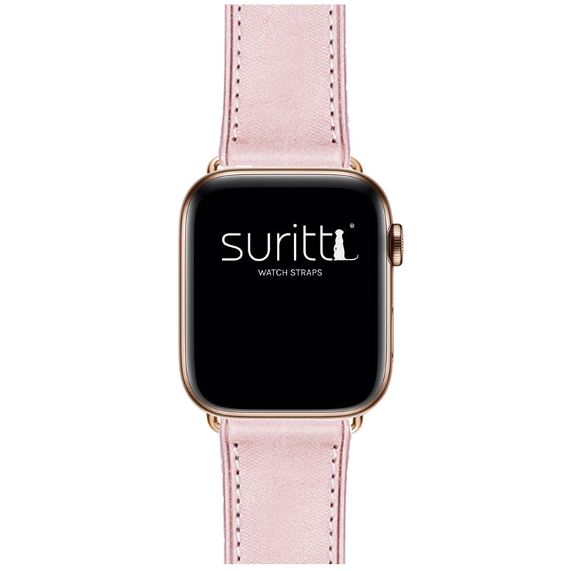Apple Watch Band Rio Pink Sand