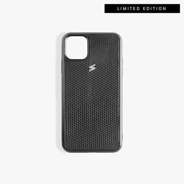 Funda iPhone 11 Enzo Black