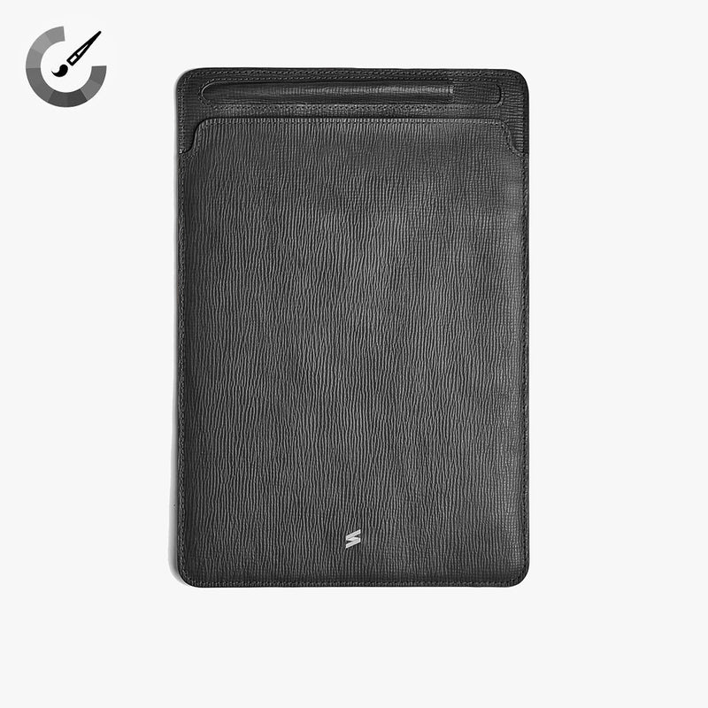 iPad Sleeve Corteccia Black