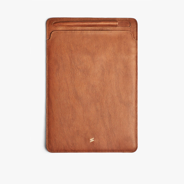iPad Sleeve Corteccia Brown