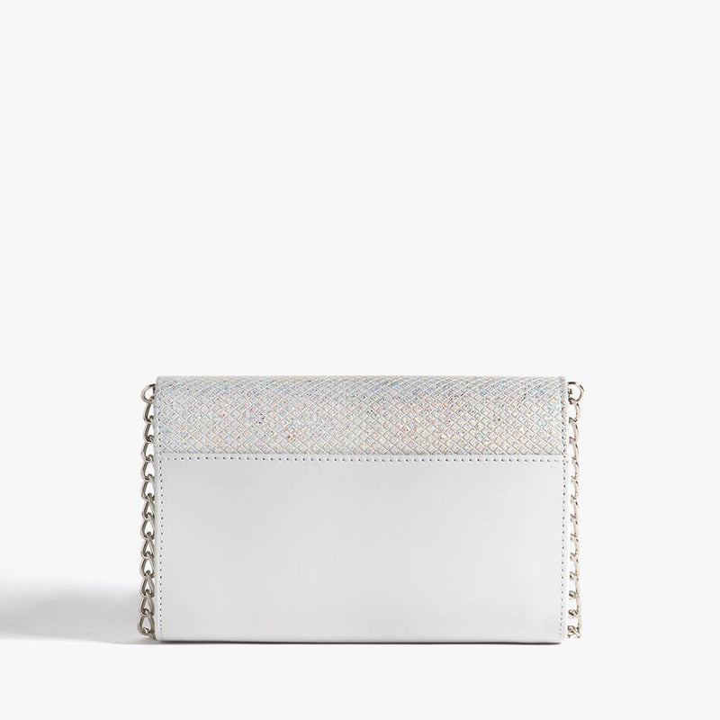 Crossbody Houdini White
