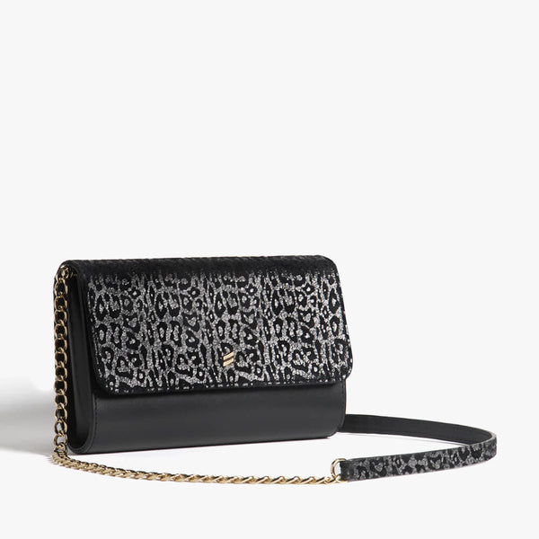 Crossbody Leo Black